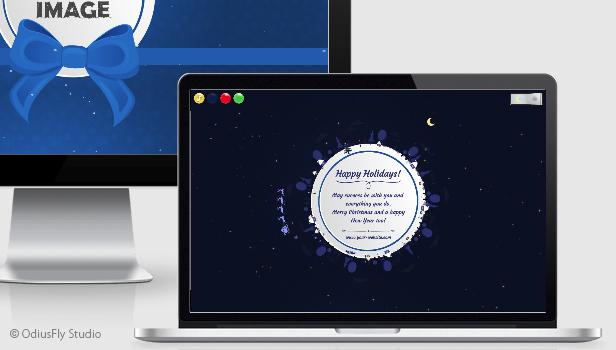 Christmas Card Santa Claus v1 Download