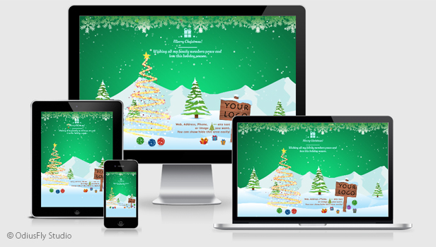 Christmas Card Wishes v1 Download