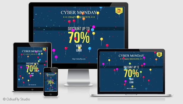 Cyber Monday Card v1 - 3