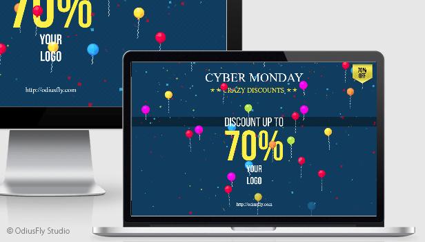 Cyber Monday Card v1 - 4