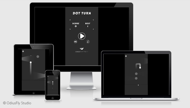 Dot Turn - HTML5 Game (Construct 2) - 3