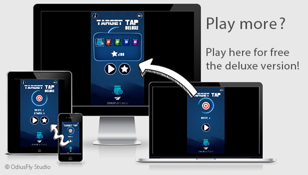 Target Tap - HTML5 Game (Construct 2) - 3